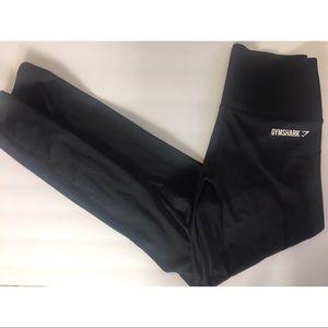 Gymshark black leggings size medium